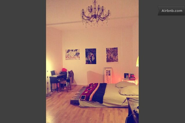 Appartement Berlin   - location vacances  n°44186