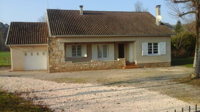 House Saint Martin Le Redon - 6 people - holiday home  #44222