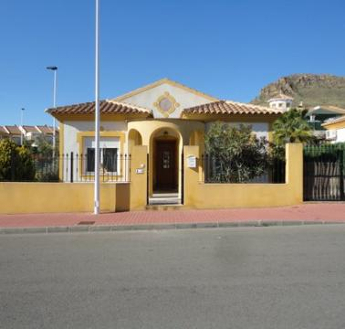 House Mazarron - 4 people - holiday home  #44227
