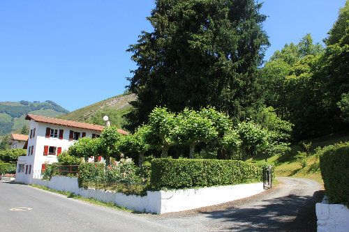 House in Les Aldudes - Vacation, holiday rental ad # 44242 Picture #2