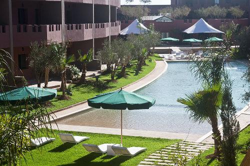 Appartement Marrakech - 4 personnes - location vacances  n°44271