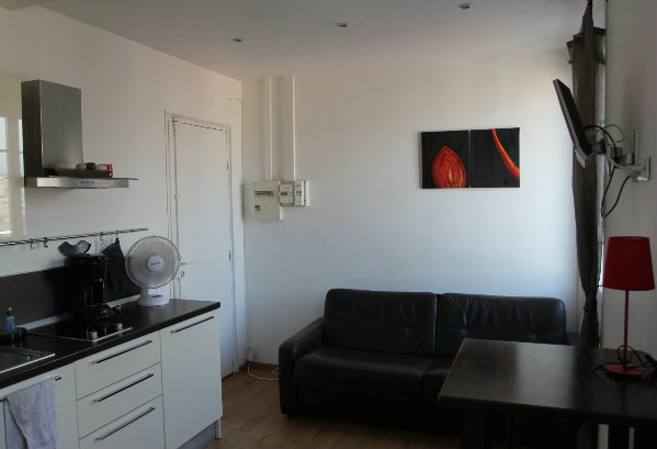 Studio 2 people Cannes - holiday home  #44300