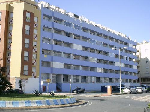 Flat in Roquetas de mar for   4 •   with terrace   #44301