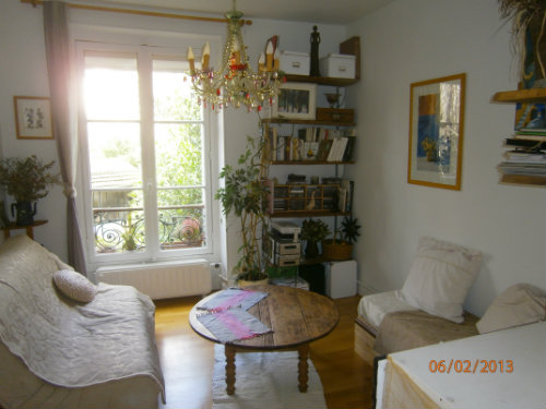 Flat Saint Maurice - 4 people - holiday home  #44329