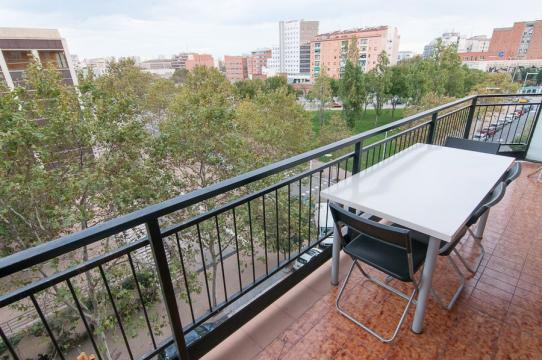 Appartement Barcelone - 6 personnes - location vacances  n°44334