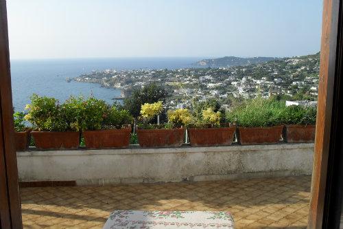 Casa en Ischia para  6 •   vista al mar