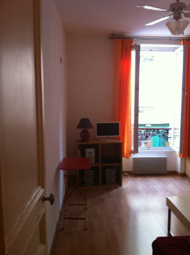 Studio 2 people Paris - holiday home  #44355