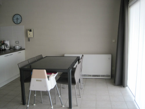 Flat in De Panne - Vacation, holiday rental ad # 44368 Picture #3