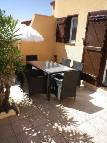 House in Le barcares - Vacation, holiday rental ad # 44387 Picture #0