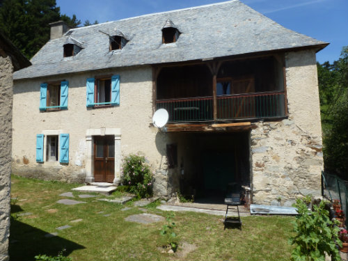Maison 6 personnes Bordères-louron - location vacances  n°44402