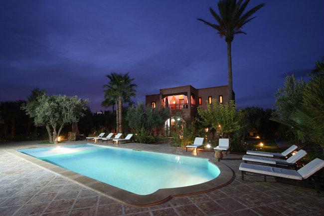 Maison Marrakech - 12 personnes - location vacances  n°44413