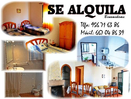 Chalet Benamahoma - 6 people - holiday home  #44419