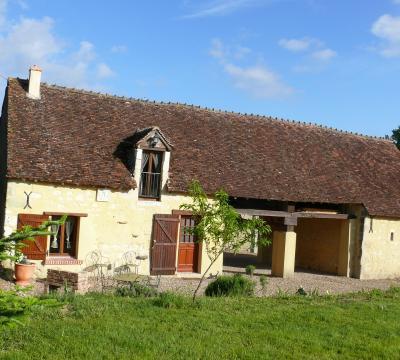 Gite Châteauvieux - 4 personnes - location vacances  n°44425