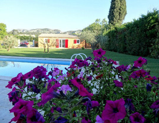 Bed and Breakfast in St rémy de provence - Vakantie verhuur advertentie no 44437 Foto no 0