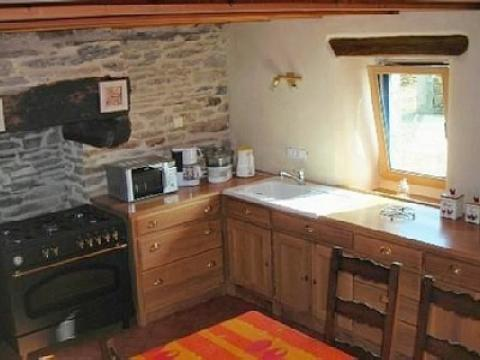 Gite in Kernevel -rosporden - Vacation, holiday rental ad # 44473 Picture #5