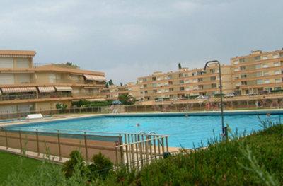 Mandelieu la napoule -    with shared pool