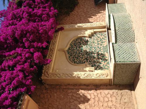 Huis Marrakech - 7 personen - Vakantiewoning  no 44531