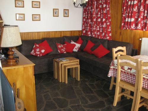 Casa de montaña Courchevel 1850 - 8 personas - alquiler n°44533