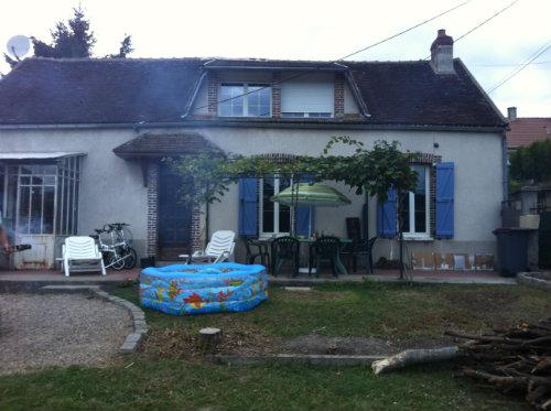 House Sens (paron) - 6 people - holiday home  #44539