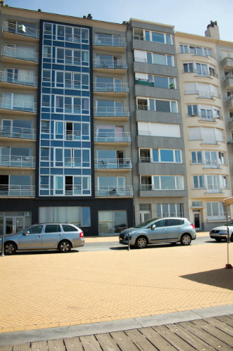 Flat Oostende - 4 people - holiday home  #44546