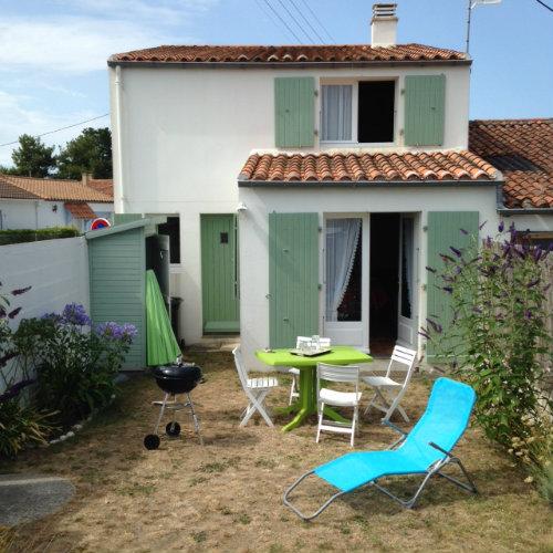 Maison La Faute Sur Mer - 4 personnes - location vacances  n°44549