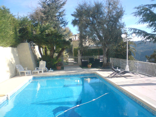 Maison 6 personnes Gattieres - location vacances  n°44554