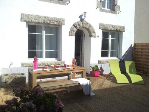Maison Lechiagat - 6 personnes - location vacances  n°44559