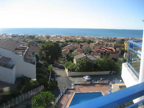 Appartement Saint Pierre La Mer - 5 personnes - location vacances  n°44564