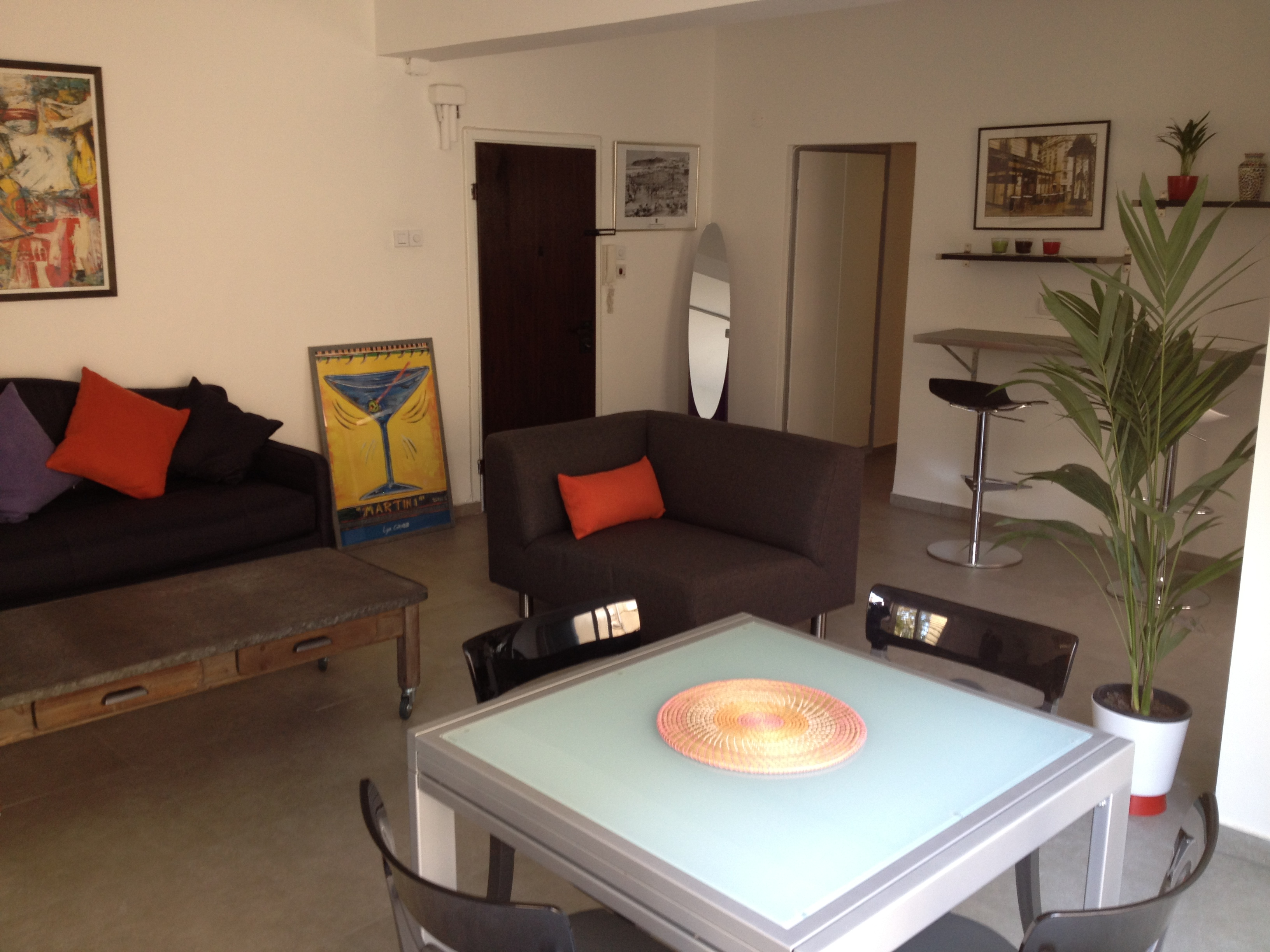 Flat in Tel aviv for   5 •   1 bedroom   #44567