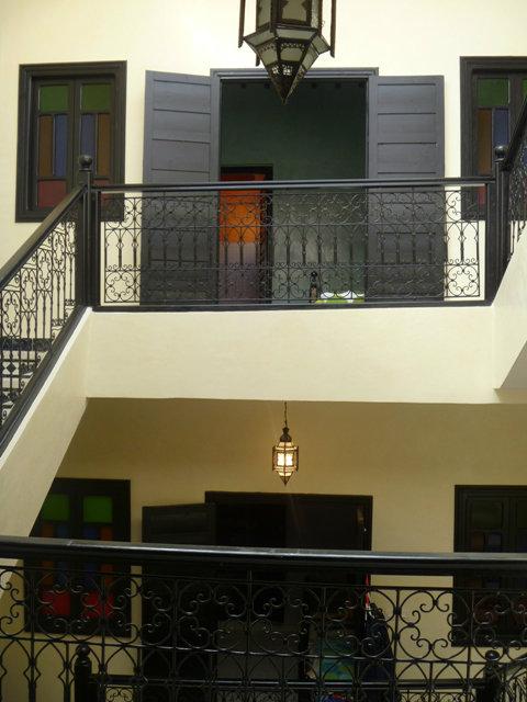Maison Marrakech - 6 personnes - location vacances  n°44570