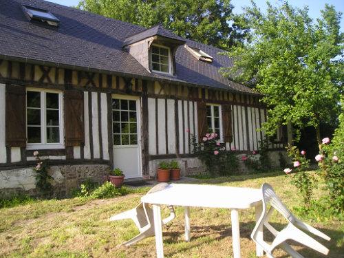 Maison Saint Vaast Dieppedalle - 8 personnes - location vacances  n°44574