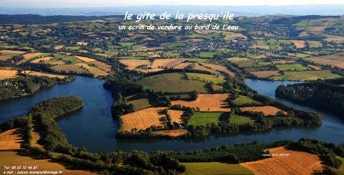 Gite Le Vibal - 4 people - holiday home  #44588