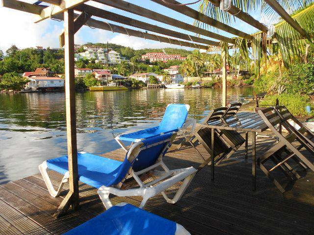 Maison 6 personnes Les Trois Ilets - location vacances  n°44598