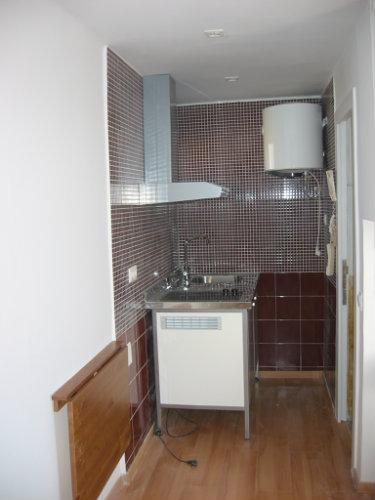 Studio à Barcelona pour  2 •   avec terrasse   n°44603