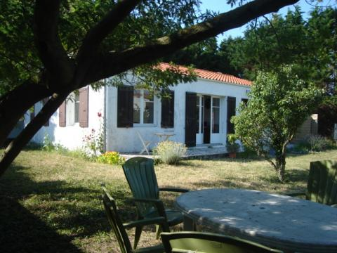 House Saint Georges D'oléron - 6 people - holiday home  #44647