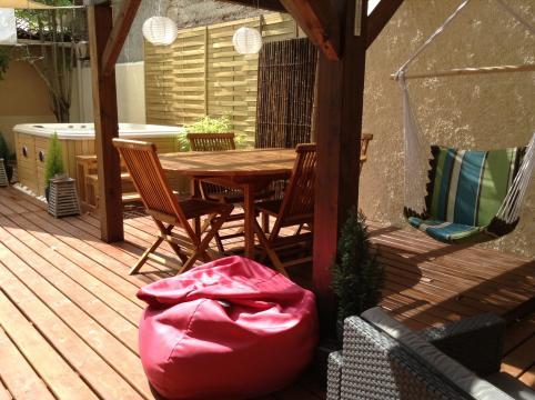 Maison Castelsarrasin - 6 personnes - location vacances