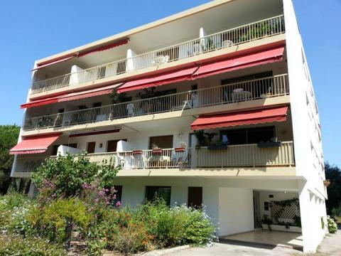 Appartement Sagone - 4 personnes - location vacances  n°44660