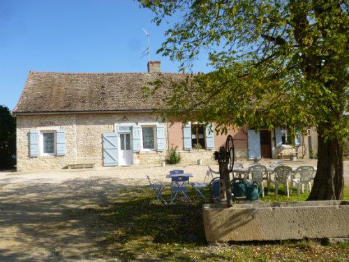 Gite Virey Le Grand - 4 personnes - location vacances  n°44665