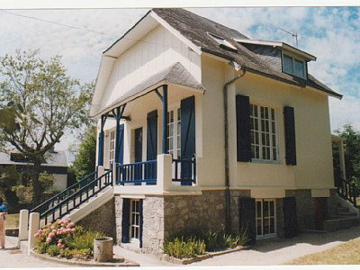 House Hauteville Sur Mer - 8 people - holiday home  #44671