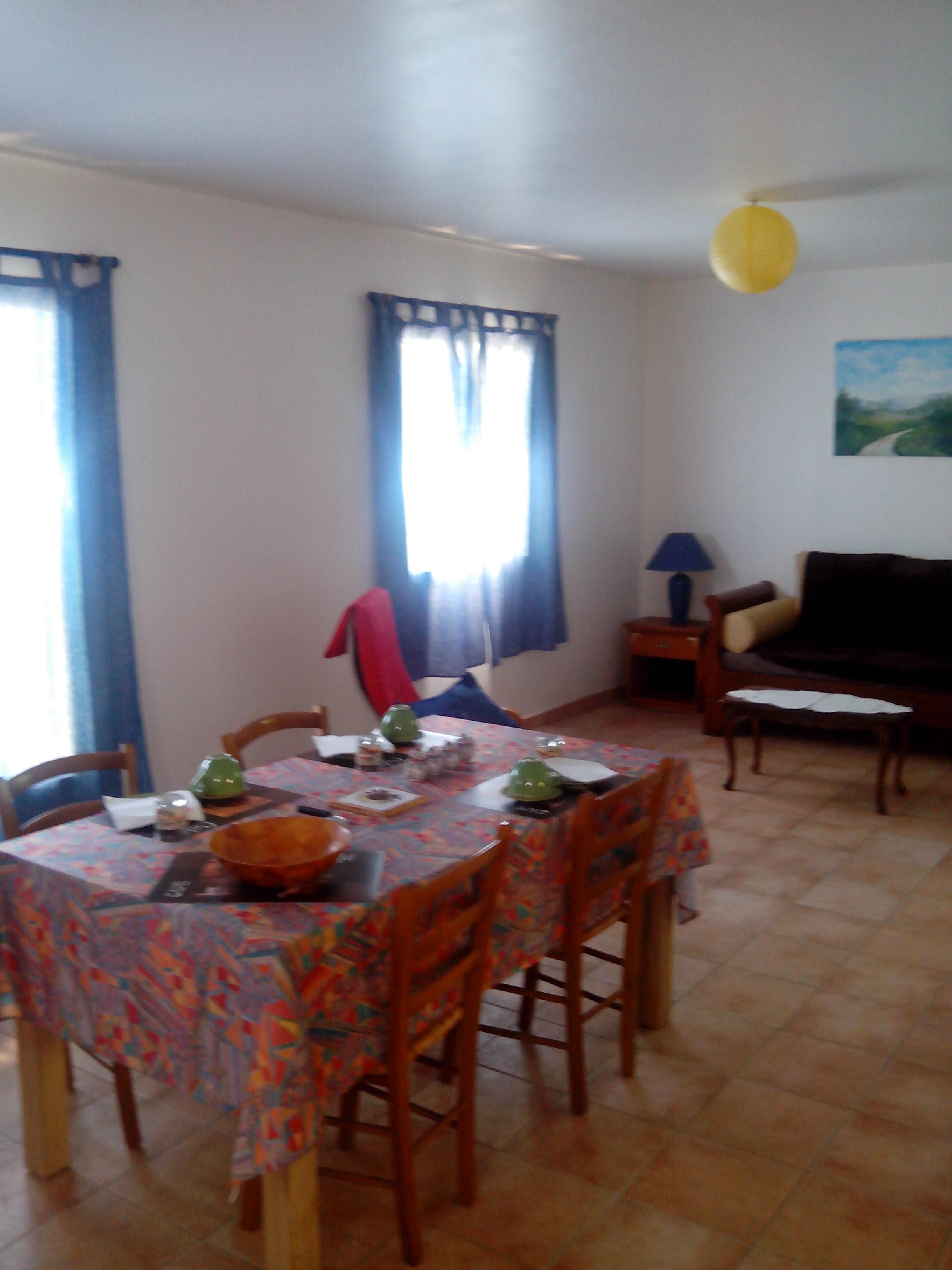Gite Garrigues Sainte Eulalie - 8 personnes - location vacances  n°44677