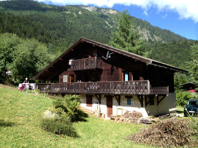 Chalet Les Houches - 12 personen - Vakantiewoning  no 44682