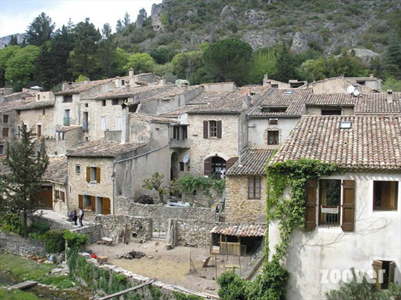 Gite in Le bosc - Vacation, holiday rental ad # 44697 Picture #10