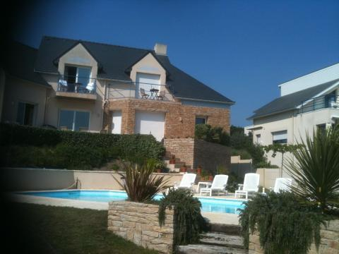 House Le Pouliguen  - 8 people - holiday home  #44698