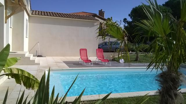 House in LEZIGNAN-CORBIERES - Vacation, holiday rental ad # 44715 Picture #1
