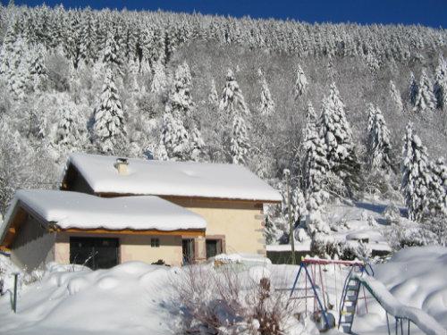 Gite Rochesson - 5 personnes - location vacances  n�44769