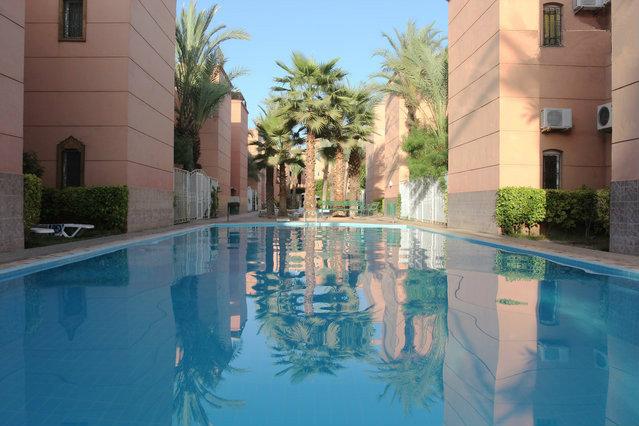 Maison 8 personnes Marrakech - location vacances  n°44779