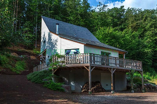 Chalet Murol - 8 people - holiday home  #44791
