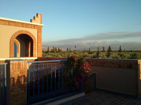 Ferme Marrakech - 8 personnes - location vacances  n°44793