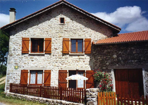 Gite Jullianges - 5 people - holiday home  #44812