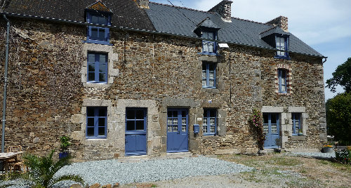 House in Le Minihic sur Rance - Vacation, holiday rental ad # 44815 Picture #0